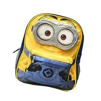 Despicable Me 3D Goggle Mini Minion Backpack - Dave