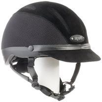 Devon-Aire Adult Concour Riding Helmet, Small, Black