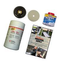 Dia-Glo Light Granite Complete Repolishing & Sealing Kit