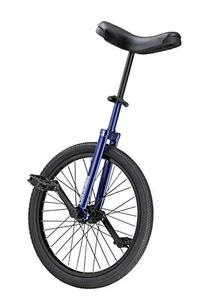 "Diamondback Bicycles CX Wheel Unicycle, Navy Blue, 20""/One"