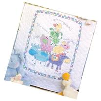 Dimensions Needlecrafts Stamped Cross Stitch, Farm Friends