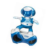 DiscoRobo Special Set Dancing Robot MP3 Player Blue