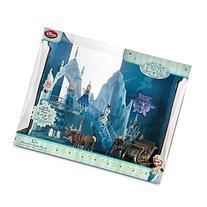 Disney - 2015 Elsa Musical Ice Castle Play Set - New in Box