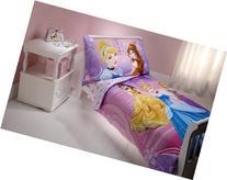 Disney 4 Piece Toddler Set, Princess Dress to Shine by
