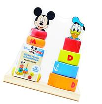 Melissa & Doug Disney Baby Mickey Mouse and Donald Duck