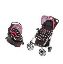 Disney Baby Minnie Mouse Coral Flowers Saunter Sport LC-22