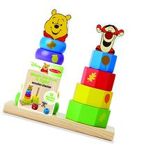 Melissa & Doug Disney Baby Winnie the Pooh and Tigger Wooden