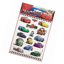 Disney Cars Sticker Sheets, 4ct