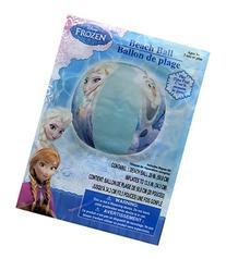 Disney Frozen Elsa, Anna and Olaf Inflatable Beach Ball - 20