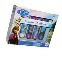 Disney Frozen Jumbo Chalk Set 5 Back