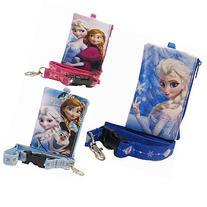 Disney Frozen Set of 3 Lanyards with Coin Purse