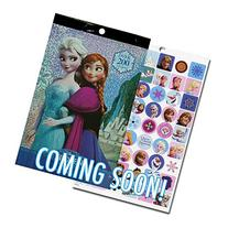 Disney Frozen Stickers - Over 200 Stickers - Elsa, Anna,
