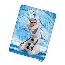 "Disney Frozen Super Plush Throw 46"" x 60"