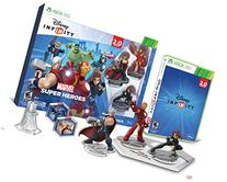 Disney INFINITY: Marvel Super Heroes  Video Game Starter Pack - Xbox 360