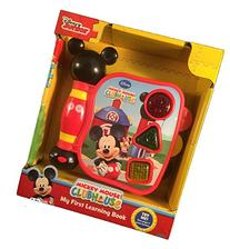 Disney Mickey Mouse Clubhouse First Learning Book, Shapes