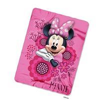 "Disney's Minnie's Bowtique, ""So Many Bows"" Fleece Throw"