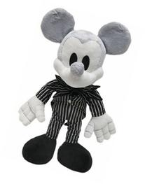 Disney Nightmare Before Christmas 9 Plush Mickey Mouse Doll