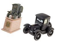 Disney/Pixar Cars Stanley and Lizzie Vehicle 2-pack