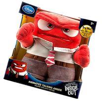 "Disney / Pixar Inside Out Anger Animated 9"" Talking Plush"