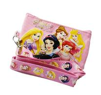 Disney Princess and Tangle Lanyard with Coin Purse '