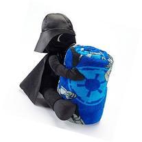 NEW WITH TAG Disney Star Wars Darth Vader Hugger Throw/