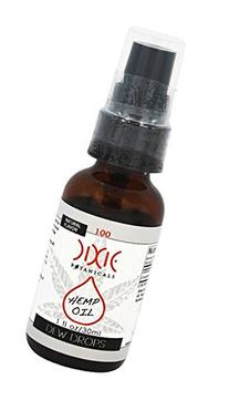 Dixie Hemp Extract Oil with Conjugated Linoleic Acid  -
