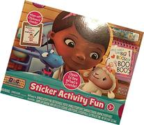Doc McStuffins Pet Vet Sticker Activity Fun Set