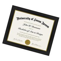 Americanflat Document Frame-Made to Display Certificates, 8.