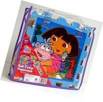 Dora The Explorer Hopscotch : Creative Soft Foam Floor Mat