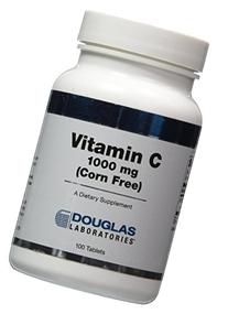 Douglas Labs - Vitamin C - 1000 Mg 100 Tab