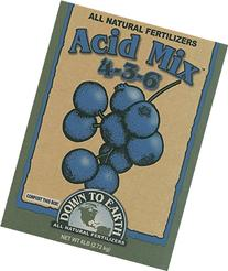 Down To Earth 6-Pound Acid Mix 4-3-6 7803
