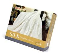 Dreamland Comfort All Natural Mulberry Silk Comforter for