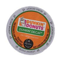 Dunkin Donuts Decaf Coffee K-Cups For Keurig K Cup Brewers