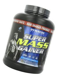 Dymatize Nutrition - Super Mass Gainer Gourmet Vanilla, 6 lb