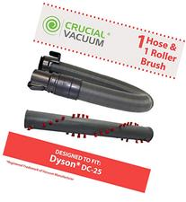 Think Crucial Replacement for Dyson DC25 Hose & Brush Roller