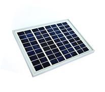 ECO-WORTHY Polycrystalline Solar Panels 5 Watt 12 Volt 5w
