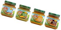 Earth's Best Organic Stage 2, Delicious Din Din Variety Pack