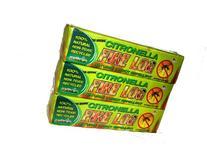 Earthlog, EC1000 Citronella Fire Log, Manufactured Anti-
