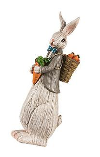 Easter Traditions Rabbit Statue