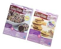 Easy Bake Cookie Oven Refill Pack  - 2 ct bundle