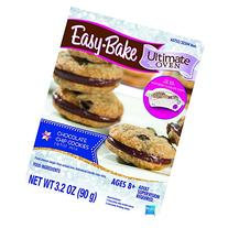 Easy-Bake Ultimate Oven Chocolate Chip Cookies Refill Pack,