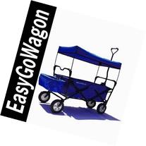 EasyGoWagon Folding Collapsible Utility Wagon Fits in Trunk