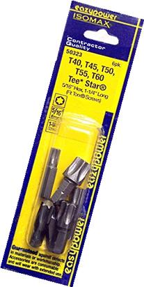 6 Long Eazypower 80395 1//4 Drive Non Magnetic Bit Holder Quick Disconnect 1 Pack 1 Pack 6 Long