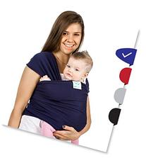 Eco Cub Baby Wrap Carrier | High End Lightweight Sling |