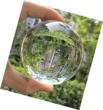 Eff-cientt® New Clear Crystal Ball Sphere 80mm