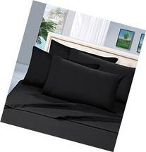 Elegant Comfort 2 Piece Luxurious Silky-Soft Pillowcases,