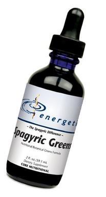 Energetix - Spagyric Greens - 2 oz