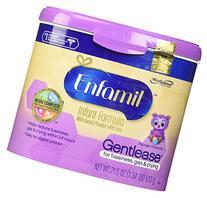 Enfamil Gentlease Baby Formula - Powder - 21.5 oz - 4 pk