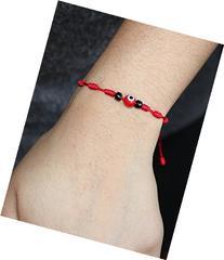Evil Eye Bracelet. Red Bracelet, mal de ojo, pulsera roja ,