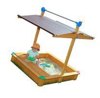 Exaco Gaspo Sandbox, Maxi with Toy Box